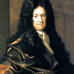 Gottfried Leibnitz 1646 – 1716